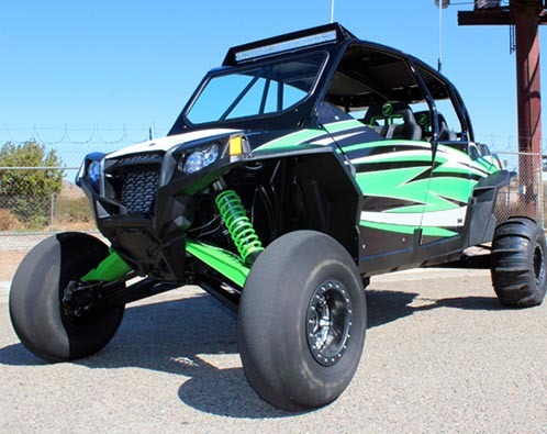 Custom Polaris RZR