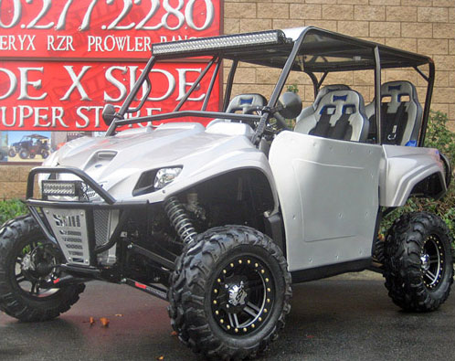 Custom Kawasaki Teryx